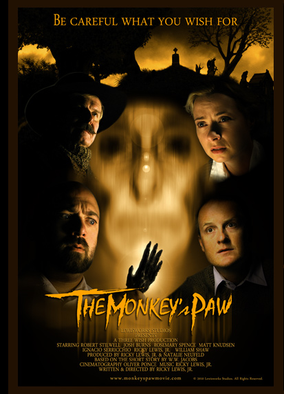 The Monkey's Paw movie